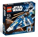 Lego Star Wars 8093 Plo Koon's Jedi Starfighter