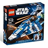 Lego - 8093 - Jeux de construction - lego star wars tm - Plo Koon's Starfighter(TM)par LEGO