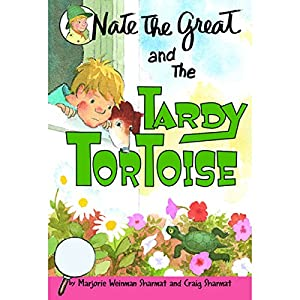 Nate the Great and the Tardy Tortoise Audiobook