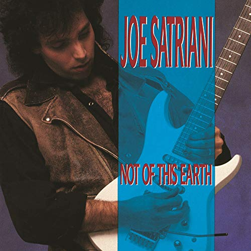 Vinilo : JOE SATRIANI - Not Of This Earth