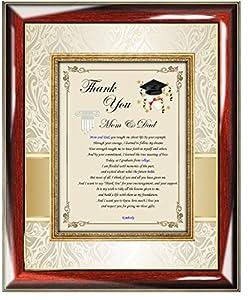 Plaque Plaque Medical, Law, Dental School Graduation Present - Overall
