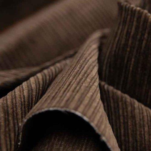 【50cm単位】 お洒落なコーデュロイ♪秋冬のグッズ制作に! 【生地】【布】【冬のあったか生地】 9 ディープグレー