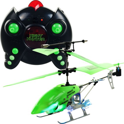 51T5wIDsBGL Reviews Night Hunter Xtreme Glow In The Dark RC Helicopter