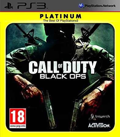 Call of Duty: Black Ops Platinum (PS3)