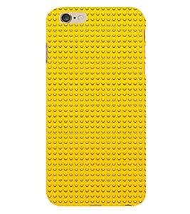 3D Dots Pattern 3D Hard Polycarbonate Designer Back Case Cover for Apple iPhone 6 Plus
