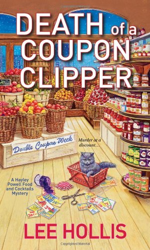 Image of Death of a Coupon Clipper (Hayley Powell Food & Cocktails Mysteries)