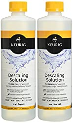 Keurig 14 Ounce Descaling Solution, Set of 2