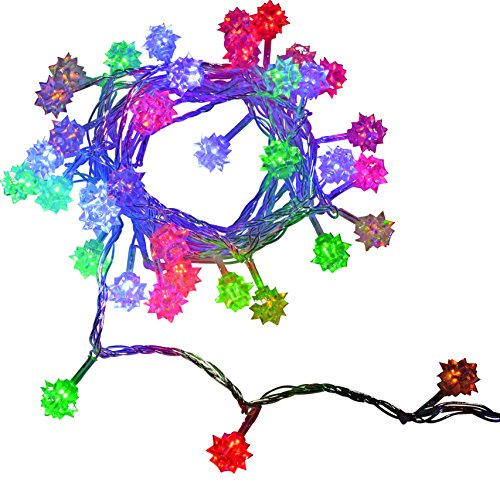 werchristmas-multi-colour-led-diamond-flower-lights-string-christmas-tree-decoration-40-piece