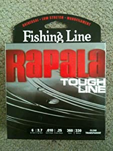 Rapala Tough Line Fishing Line