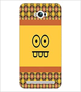 PrintDhaba Cartoon D-4373 Back Case Cover for ASUS ZENFONE MAX ZC550KL (2016) (Multi-Coloured)