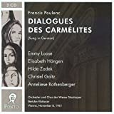 Poulenc: Dialogues des Carm&#233;lites