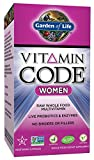 Garden of Life Vitamin Code Women's Multi, 120 Capsules