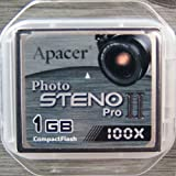 Apacer AP-CF1GB100 (Compact Flash 100x 1GB)