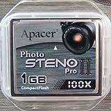 Apacer AP-CF1GB100 (Compact Flash 100x 1GB)