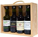 Taylors 4 x 5cl Port Miniature Select...