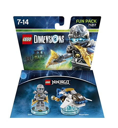 LEGO Dimensions - Fun Pack - Zane