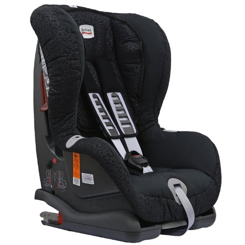 britax duo plus isofix baby infant car seat black thunder 9months 4yrs brand new ebay. Black Bedroom Furniture Sets. Home Design Ideas