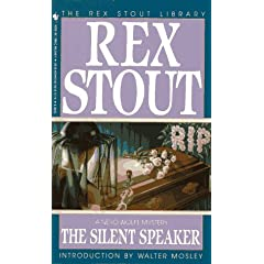 The Silent Speaker (Nero Wolfe Mysteries)