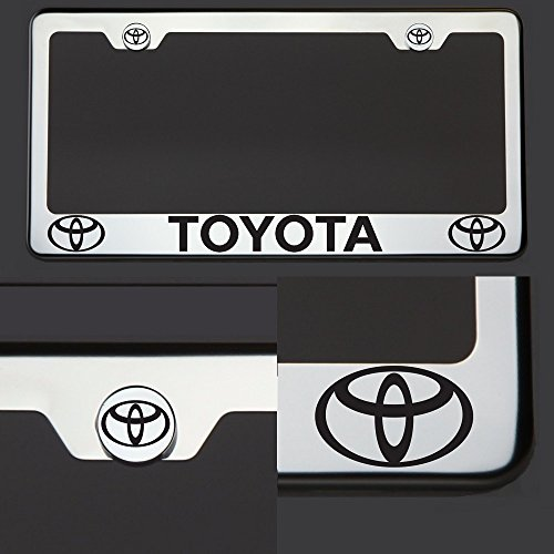 Top Best 5 toyota tundra license plate frame for sale 2016 : Product ...