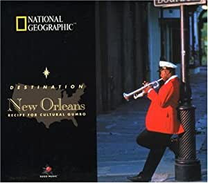 Buy National Geographic Destination New Orleans Online At Low Prices In India Amazon Music