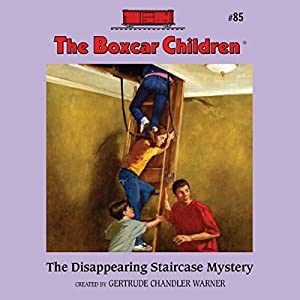 The Disappearing Staircase Mystery Audiobook