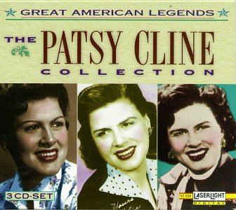 Patsy Cline - Great American Legends: The Patsy Cline Collection - Zortam Music
