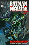 img - for Batman versus Predator II: Bloodmatch book / textbook / text book