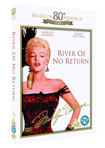 River of No Return [Reino Unido] [DVD]