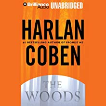The Woods Audiobook by Harlan Coben Narrated by Scott Brick