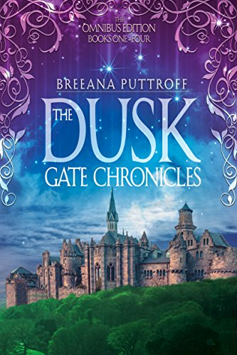 The Dusk Gate Chronicles Omnibus Edition Books 1-4 PDF