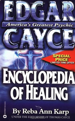 Edgar Cayce Encyclopedia Of Healing front-957073