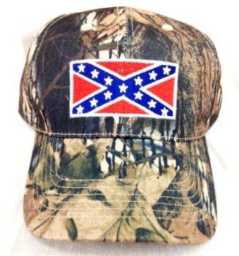 Buy Bargain Johnny Reb Camouflage Rebel Flag Hunting Fishing Baseball Hat