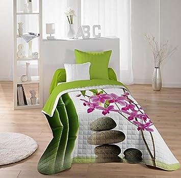 Ligne decor couvre lit matelassé 140 x 2