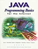img - for Java: Programming Basics for the Internet book / textbook / text book
