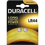 Duracell Electronics LR44 1.5 V Alkaline Batteries - 2-Pack