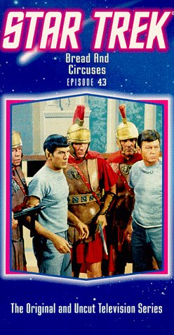Star Trek #43: Bread & Circus