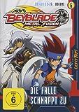 Beyblade Metal Fusion - Volume 6 (Folgen 23-26)