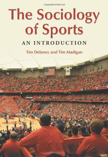 The Sociology Of Sports: An Introduction front-750832