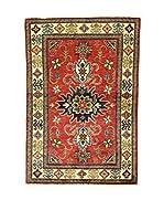 L'Eden del Tappeto Alfombra Uzebekistan Multicolor 97 x 143 cm