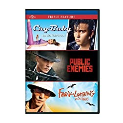 Cry-Baby / Public Enemies / Fear and Loathing in Las Vegas Triple Feature