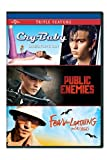 Cry-Baby / Public Enemies / Fear & Loathing [DVD] [Region 1] [US Import] [NTSC]