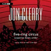 Five-Ring Circus: Suspense Down Under: Scobie Malone, Book 15 | Jon Cleary