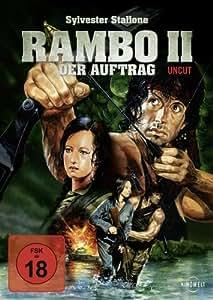 Rambo II - Der Auftrag (Uncut)