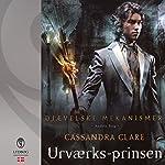 Urværks-prinsen (Djævelseke Mekanismer 2)   Cassandra Clare