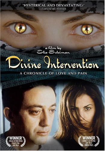 Cover art for  Divine Intervention