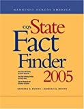 img - for State Fact Finder 2005 Paperback Edition (CQ's State Fact Finder: Rankings Across America) book / textbook / text book