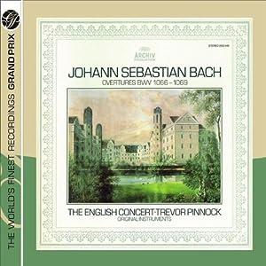 Orchestral Suites Bwv 1066-1069