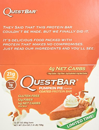 Pumpkin-Pie-Quest-Bars-2-Pack-Total-of-24-Coated-Protein-Bars-Delicious-Limited-Time