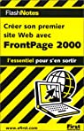 Créer son premier site Web FrontPage 2000 par Correll