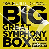 Big Great Symphonies Box, Vol I